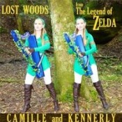 Camille and Kennerly (Harp Twins) - Lost Woods
