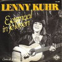 Lenny Kuhr - Eenmaal in je leven