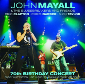 John Mayall & the Bluesbreakers - 70th Birthday Concert
