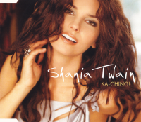 Shania Twain - Ka-Ching! (Germany)
