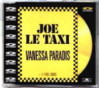 Vanessa Paradis - Joe Le Taxi (cd Video)
