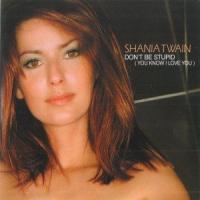 Shania Twain - Don't Be Stupid (You Know I Love You) (2 Track) (Europe)