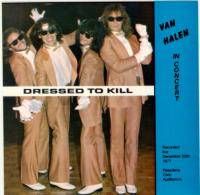 Van Halen - Dressed To Kill