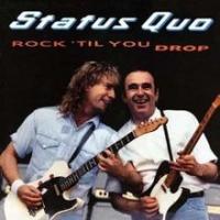 Status Quo - Rock 'Til You Drop (LP)