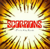 The Scorpions (DE) - Face the heat (1993)