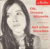 Tony Sandler - Oh, Donna Micaela / Auf Allen Straßen