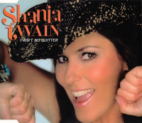 Shania Twain - I Ain't No Quitter (UK) (2005)