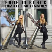 Camille and Kennerly (Harp Twins) - Fade to Black