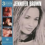 Jennifer Brown - 3 Original Album Classics (cd 1: Giving You The Best)