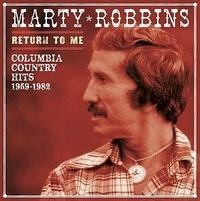 Marty Robbins - Return to Me