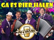 De 4 Viltjes - Ga es bier halen