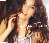 Shania Twain - Up! CD1 (Australia)