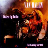 Van Halen - Listen Up Eddie