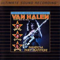 Van Halen - Pasadena Partyslammers