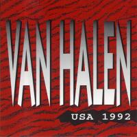 Van Halen - Usa 1992 (disc 1 Of 2)
