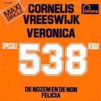 Cornelis Vreeswijk - Veronica 538