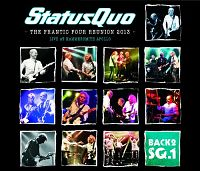 Back2SQ.1 - The Frantic Four Reunion 2013 - Live At Hammersmith Apollo - CD 2