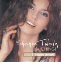Shania Twain - Ka-Ching! (France)