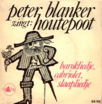 Peter Blanker - Houtepoot