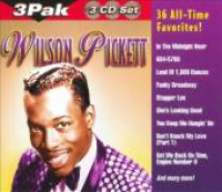 Wilson Pickett - 36 All Time Favorites