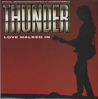 Thunder - Love Walked In