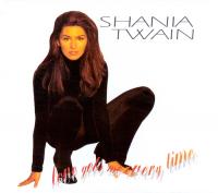 Shania Twain - Love Gets Me Every Time (USA Promo CD)