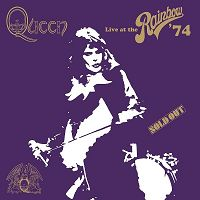 Queen - Live At The Rainbow '74 - Sold Out