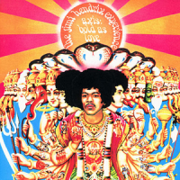 Jimi Hendrix - Axis: Bold as Love (1967)