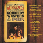 The Supremes - Sing Country, Western & Pop