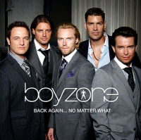 Boyzone - Back Again... No Matter What
