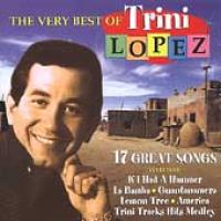 Trini Lopez - The Very Best Of Trini Lopez