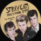 Stray Cats - Hollywood Strut