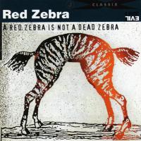 Red Zebra - A Red Zebra Is Not A Dead Zebra