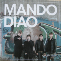 Mando Diao - God Knows Ep