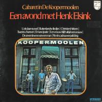 Henk Elsink - Cabaret in de Koopermoolen, Een avond met Henk Elsink