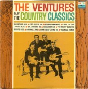 The Ventures - Play The Country Classics