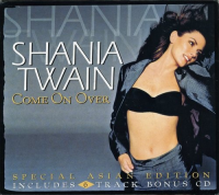 Shania Twain - Come On Over (Special Asia Edition) (Asia)