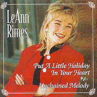 LeAnn Rimes - Put A Little Holiday In Your Heart