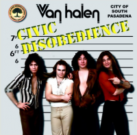 Van Halen - Civic Disobedience