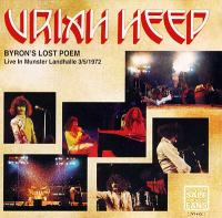 Uriah Heep - Byron's Lost Poem