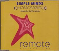 Simple Minds - Homosapien (malcolm Duffy Mixes)