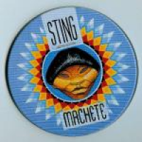 Sting - Machete (1993)
