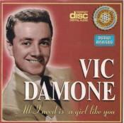 Vic Damone - Vic Damone Sings The Great Songs