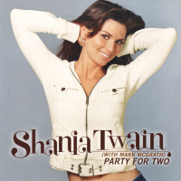 Shania Twain - Party For Two (Europe)