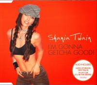 Shania Twain - I'm Gonna Getcha Good! CD1 (UK)