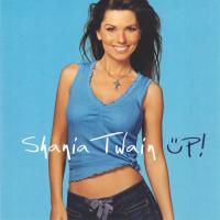 Shania Twain - Up! (2 track) (Germany)