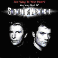 Soulsister - The Way To Your Heart (The Very Best Of)