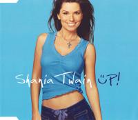 Shania Twain - Up! (Germany)