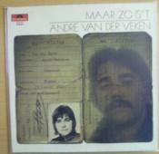 Dre Van der Veken - Maar zo is't