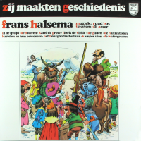 Frans Halsema - Zij maakten geschiedenis